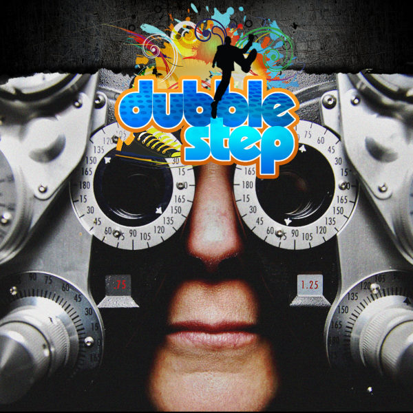 Dubblestep Ambient EDM Music Cover Art Design