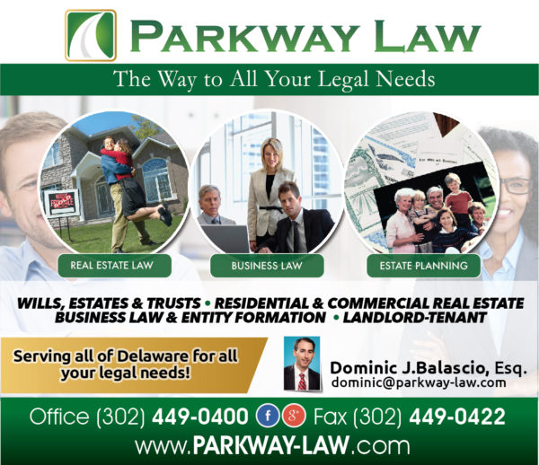 Parkway Law Ad Artwork