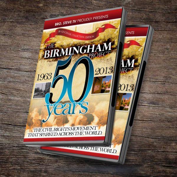 Bro Steve Productions Birmingham 50 years