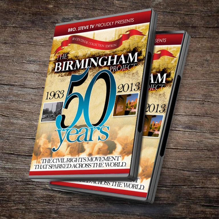 Bro Steve Productions Birmingham 50 years