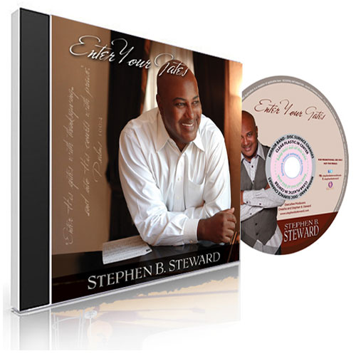 Stephen B Steward CD