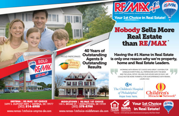 Remax 1st Choice Ad