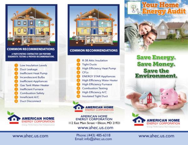 American Home Energy Corporation Brochures