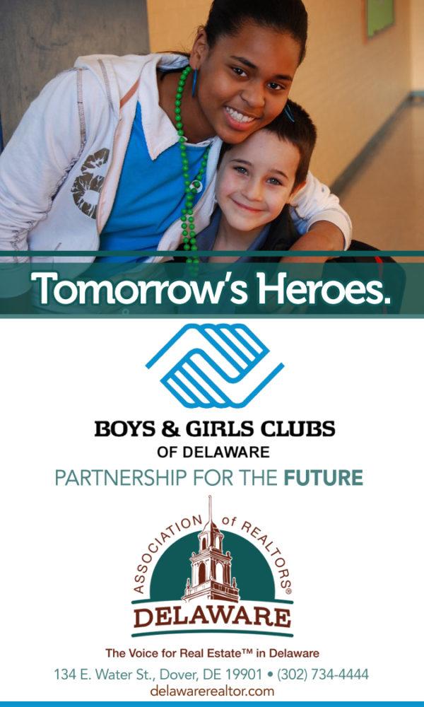 Boys and Girls Club Delaware Ad