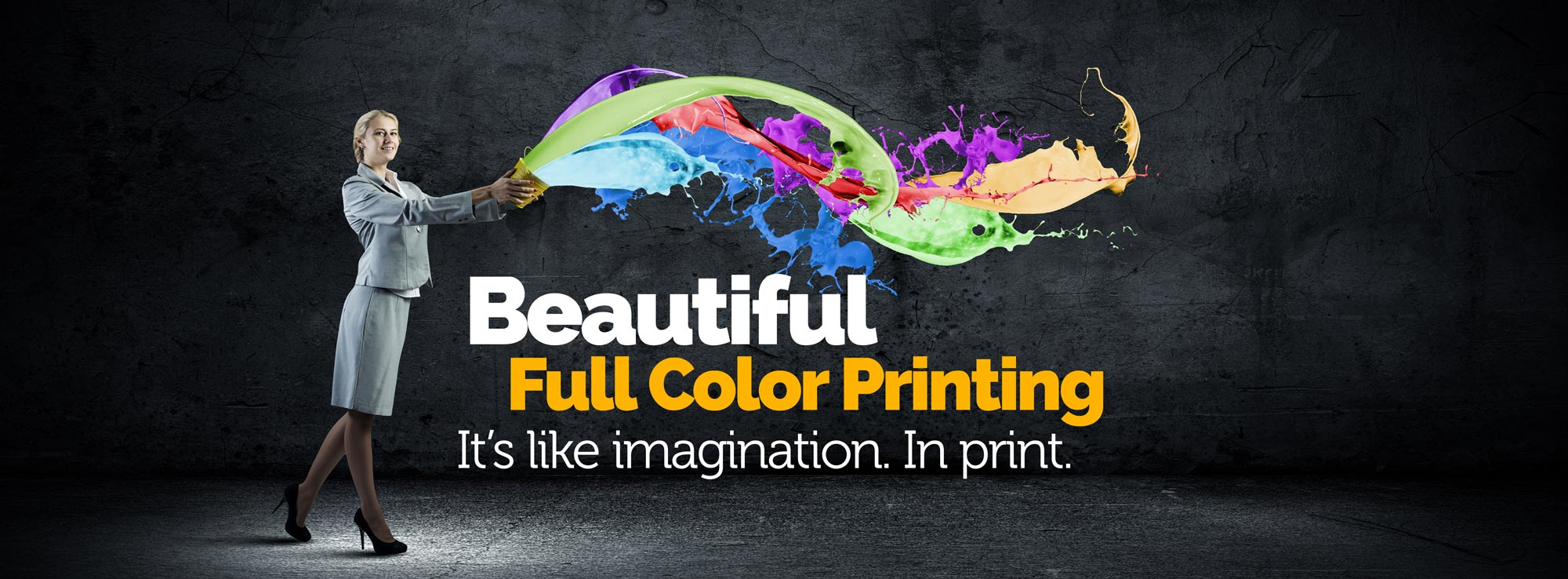 Stunning Powerful Printed Pieces That Actually Provide ROI