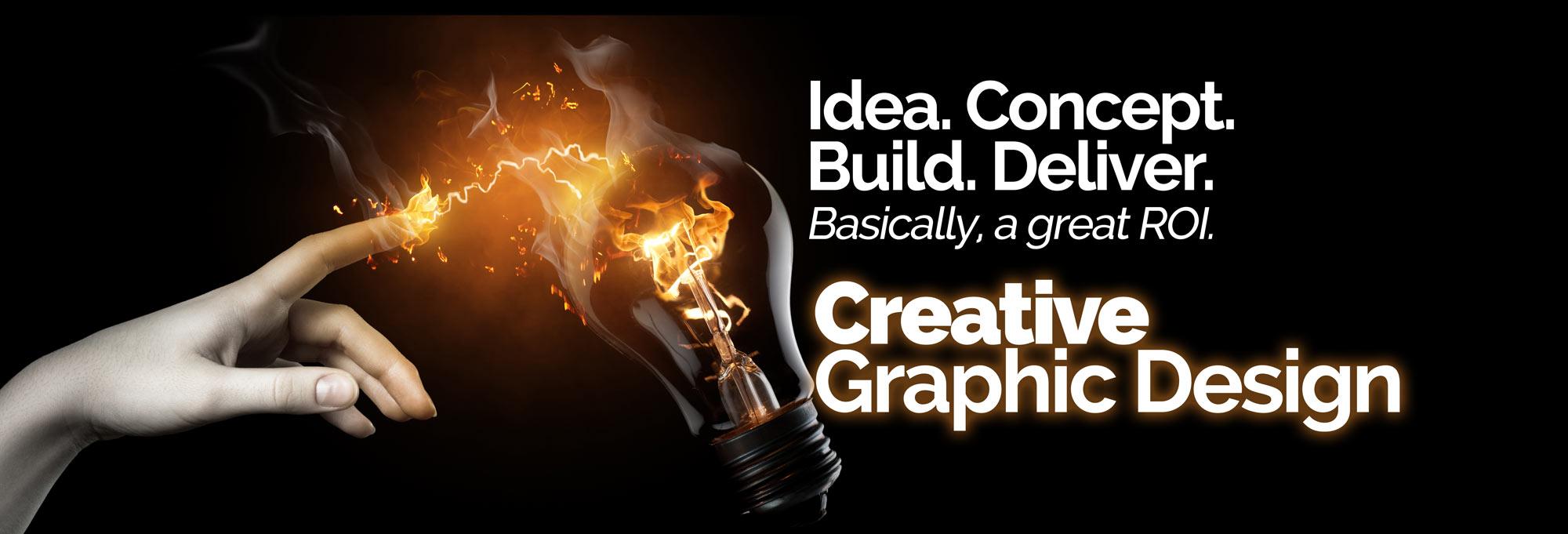 Stunning creative graphic design artwork