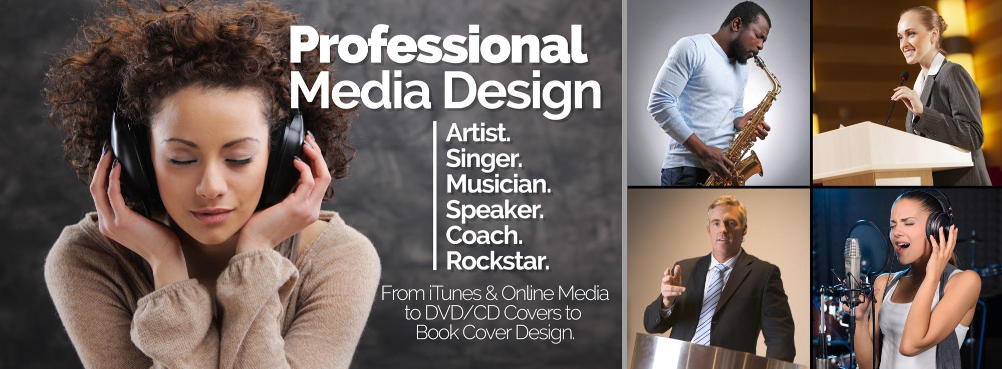 Professional Media Design - Splash Designworks - Ideas That Work